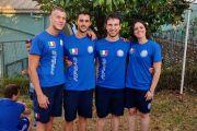 Bronzo agli europei in grecia per la Recordteam