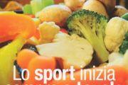 Incontro alimentazione e sport